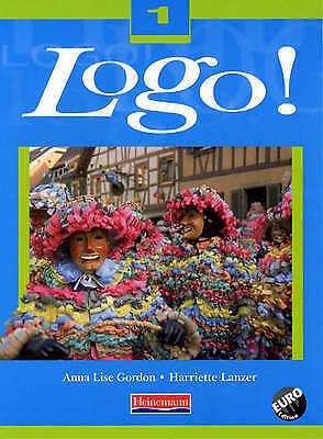 Logo! 1 Pupil Book AND Workbook Euro Edition by Pearson Education Learn German
