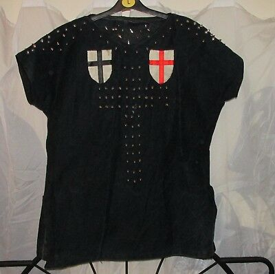 Medieval Style Tabard/Tunic for Reenacting/LARP/Cosplay. Good Worn Condition.