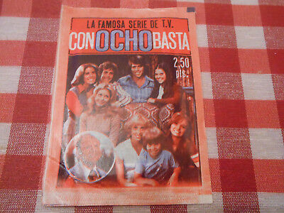 Sobre De Cromos Sealed Cerrado Con Ocho Basta Tv Fher 1979 Spain Spanish Card