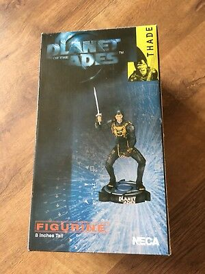 GENERAL THADE PLANET OF THE APES 8 INCH NECA FIGURINE New