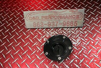 09 - 11 2009 - 2011 Ducati 1198S After Market Gas Cap Works Good 11981