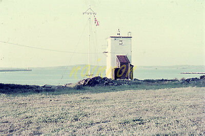 35mm colour slide - COASTGUARD STATION - HOLYHEAD, Anglesey - June, 1962.