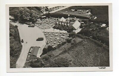 RP SH Holland Crawley Sussex Aerial View Unknown Visitor Attraction Coach Bus