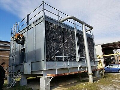 All Stainless Steel-Refurbished* 157 Ton Marley Cooling Towers