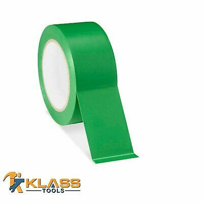 """Green Duct Tape 2"""" x 30' (10 yards) (Buy More and Save)"""
