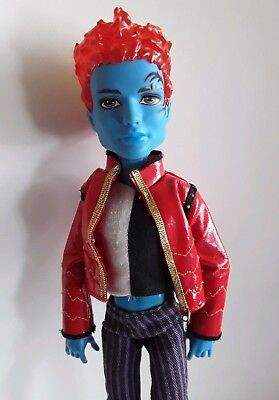 HOLT HYDE male original + bag MONSTER HIGH doll very good used cond