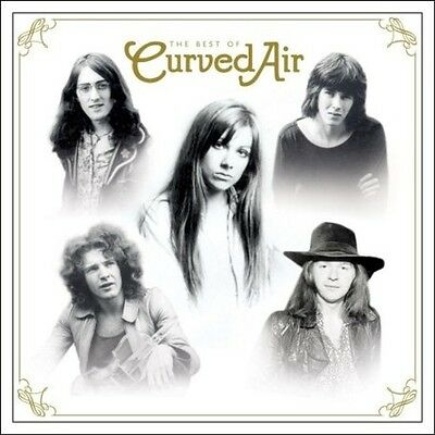 Best Of Curved Air - Curved Air (2008, CD NIEUW)2 DISC SET