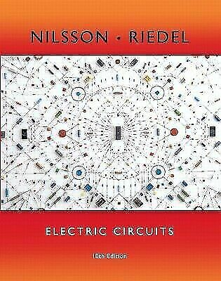 Electric Circuits by James William Nilsson and Susan Riedel (2014, ebøøks)