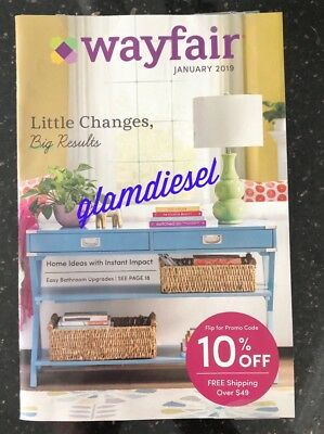 WAYFAIR 10% OFF COUPON  EXP. 3/15/19 -Valid on First Order Only