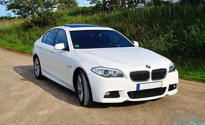 BMW 5 Series 535d 220kW Twin Turbo Diesel ECU Remap +56bhp +95Nm Chip Tuning