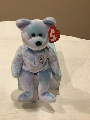 8fc05437a02 TY BEANIE BABY - ISSY the Four-Seasons Hotel Bear ( Miami ) (8.5 ...