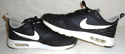 Youth Shoes Sneakers Black 814443 001 NEW Size 7Y GS Nike Air Max Tavas