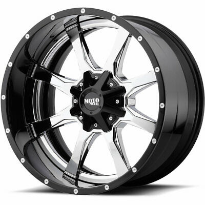 22x12 Gray Fuel Rampage D238 Wheels 8x6 5 44 Lifted Fits Gmc