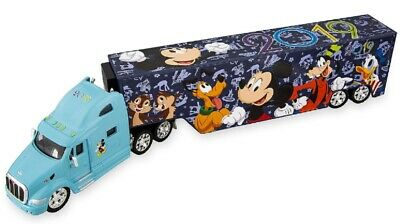 DISNEY - Mickey Mouse and Friends Peterbilt Hauler Truck - Disney Parks 2019