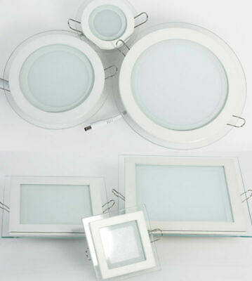 9W 15W 18W Dimmable LED Recessed Ceiling Panel Down Light Bulb Lamp with Driver