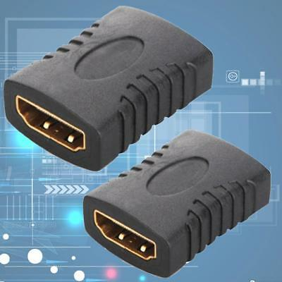 Extender Adapter HDMI Coupler Connector Female to Female for HDTV HDCP Chic