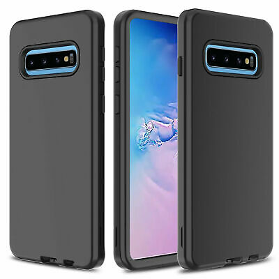 For Samsung Galaxy S10e/S10 Lite Case Glossy Clear Shockproof Hybird Hard Cover
