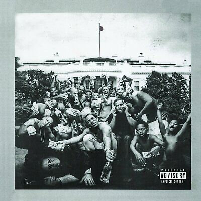 Kendrick Lamar - To Pimp A Butterfly - Cd - Neu