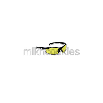 31c0fdfe47314 BIFOCAL SAFETY GLASSES SB-9000 with Yellow Lenses