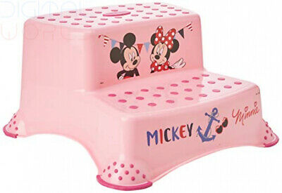 Keeeper 2 Step Stool for Children from Approx.18Months up to Approx.10Years,