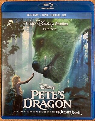 Disney Petes Dragon Blu Ray 1 Disc Only Free World Wide Shipping Buy It Now