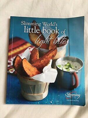 Slimming World Little Book Of Light Bites Recipe Book In Immaculate Condition