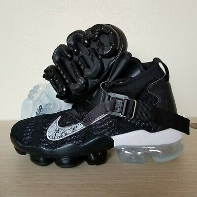 a16fc5e38c Nike Air Vapormax Premier Flyknit Shoes Black White Oreo Men's SZ (  AO3241-002 )