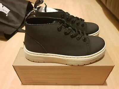 Dr Martens Unisex Size 3 Baynes Ajax Black Shoes with Airwear New With Box de3add1a712