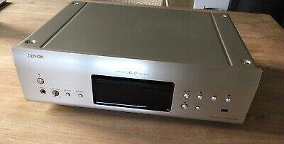 Heim-audio & Hifi Tv, Video & Audio Denon Dcd-500ae Silber Ohne Fernbedienung