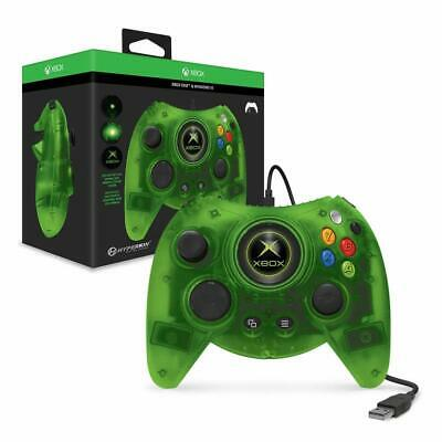 Duke Wired Controller für Microsoft Xbox One Windows 10 kompatibel grün NEUWARE