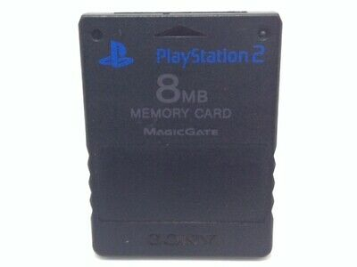 Memory Card Ps2 Sony Scph10020 4467041