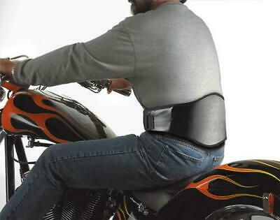 Back-A-Line MotoSport Kidney Belt with Orthopedic Lumbar Pad