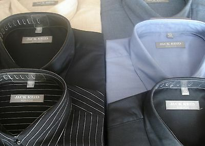 Jack Reid Business and Formal Shirts