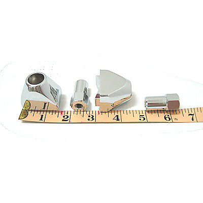 Harley-Davidson Pyramid Axle Adjuster Kit For Harley,S  Big Twin And Sporsters,