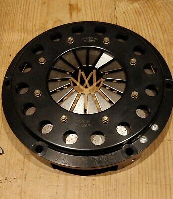"""Quarter Master V-Drive 7.25"""" Twin Plate Clutch Cover, Pressure & Floater Plates"""