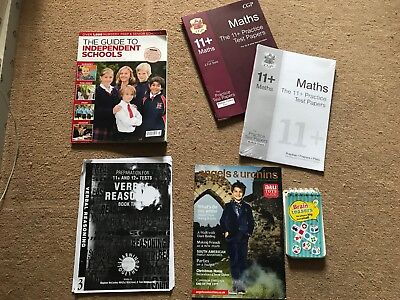Cgp Sats Ks2 11+ Study Guides Test Papers Books 11 Plus See Photos For Inform 99