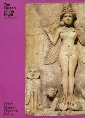 Mesopotamia Babylon Goddess Ishtar Lilitu Biblical Lilith 1800BC Shrine Plaque