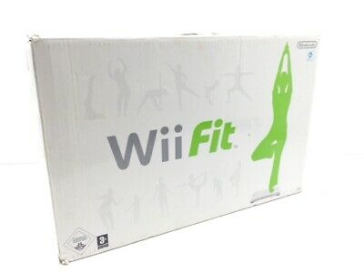 Wii Fit Nintendo Wii Fit 4468424