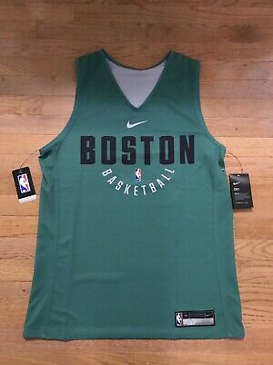 fe459fa1f98a Nike NBA Boston Celtics Reversible Practice Jersey Mens Medium New  100  Last One
