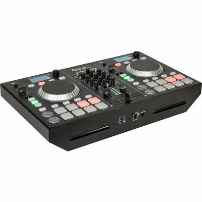 Ibiza Sound Ultra-Station Dual CD/USB with Mixer