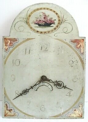 A Good Longcase Dial & Movement - William Raw of Whitby - Circa 1820