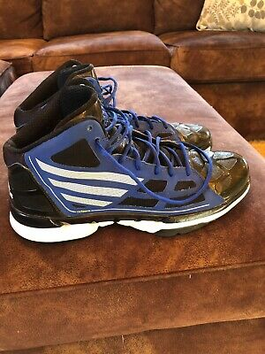 best cheap 2419e 35397 Adidas Adizero Ghost 2 Ross Basketball Casual Shoes Mens Size 12