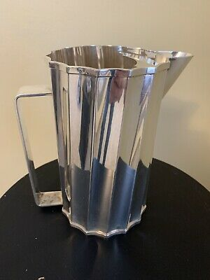 Vintage Silver Plated ST JAMES of BRAZIL -  PITCHER