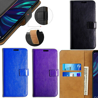 Flip Leather Wallet Book Phone Case Covr For Samsung Galaxy S8 S9 Plus S7 S6Edge
