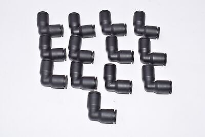 Lot of 13 NEW Legris 8-5/16 Push-In Compression Fittings