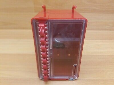 Brady Wall-Mount Group Lock Box for Lockout/Tagout, Plastic