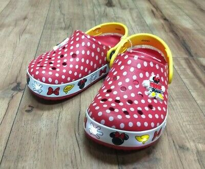 minnie mouse crocs that light up buy