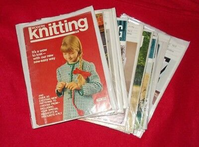 Modern Knitting For Machine Knitting By Knitmaster - Select Issue