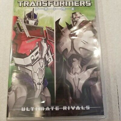 Transformers Prime: Ultimate Rivals New Sealed DVD