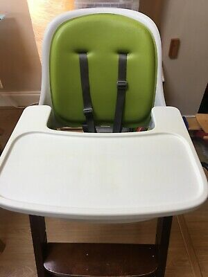 46d2f6f006003 OXO TOT SPROUT Highchair (Green Walnut) - Used - £16.10